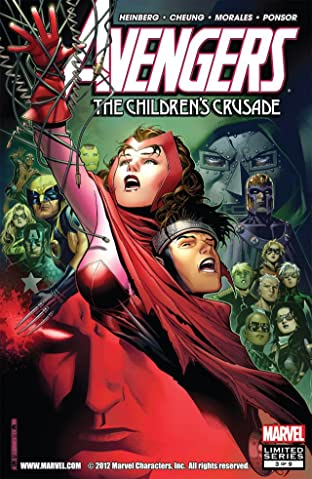 Avengers: The Children's Crusade No.3 (sur 9)