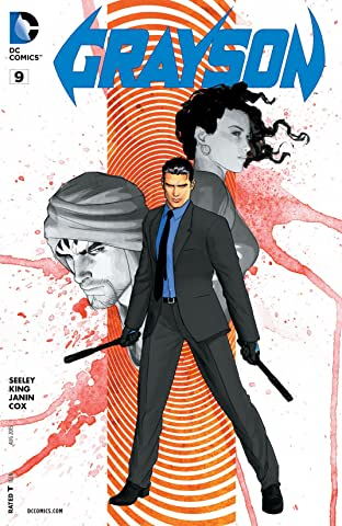 Grayson (2014-) #9