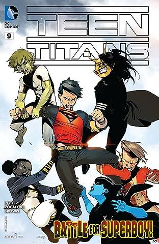 Teen Titans (2014-2016) No.9