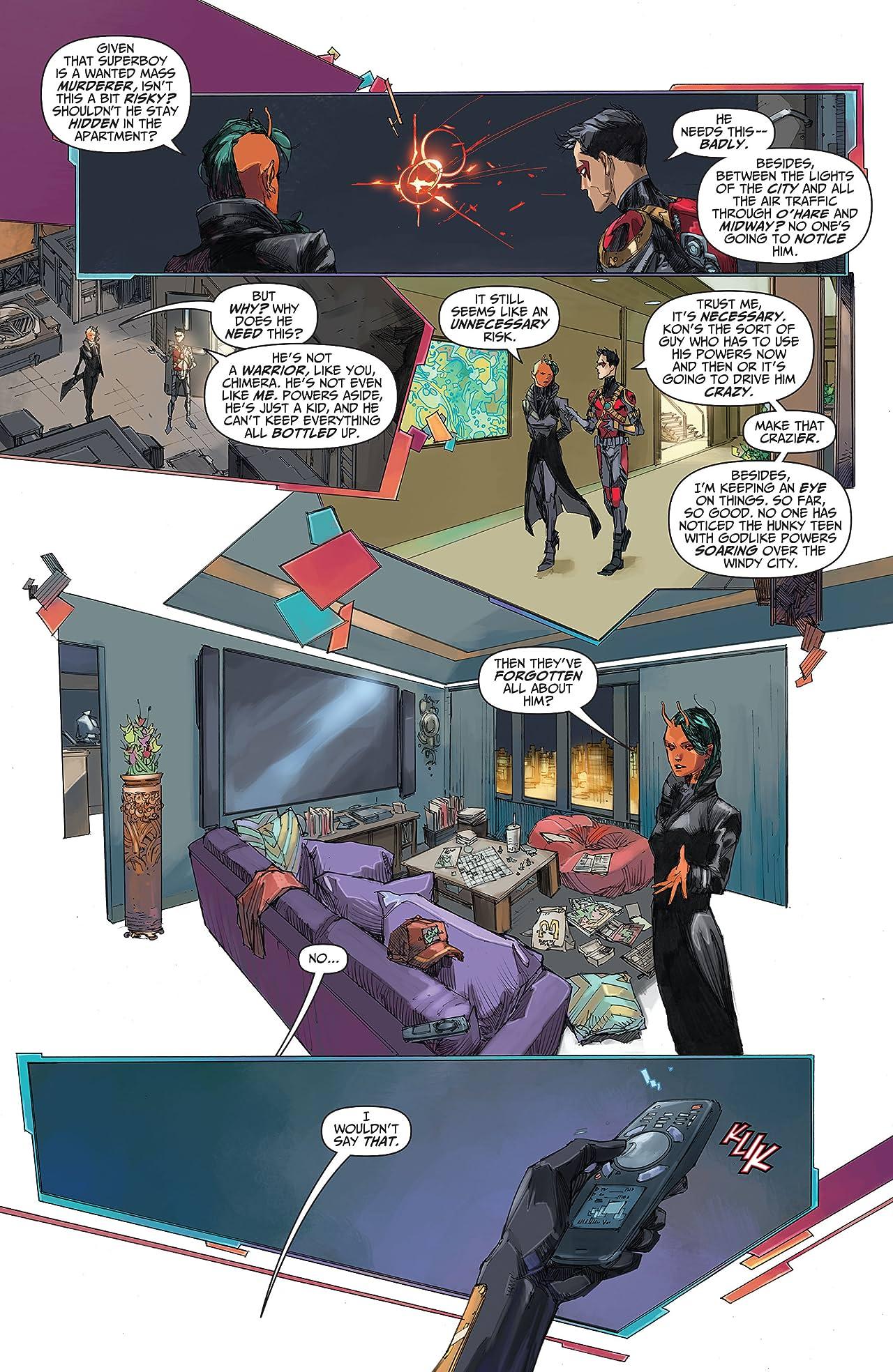 Teen Titans (2014-2016) #9