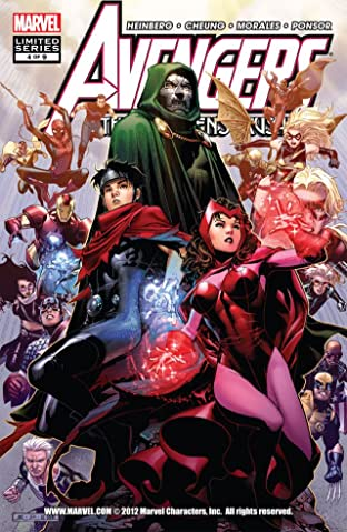 Avengers: The Children's Crusade No.4 (sur 9)