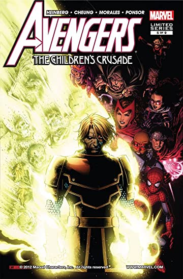 Avengers: The Children's Crusade #5 (of 9)