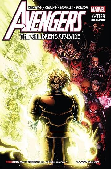 Avengers: The Children's Crusade #5