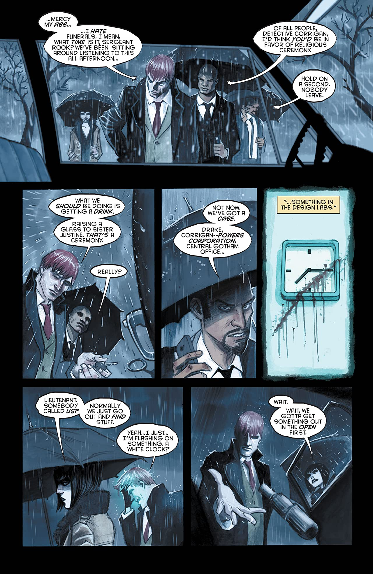 Gotham By Midnight (2014-2015) #6