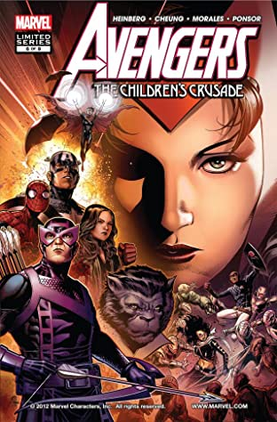 Avengers: The Children's Crusade No.6 (sur 9)