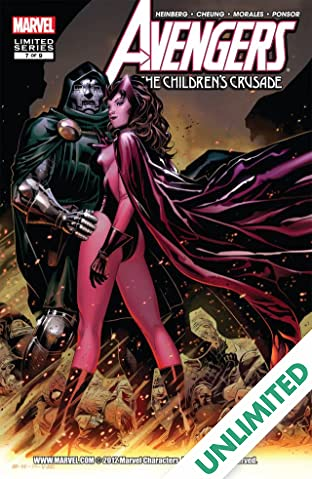 Avengers: The Children's Crusade #7 (of 9)