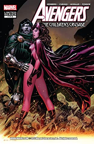 Avengers: The Children's Crusade No.7 (sur 9)