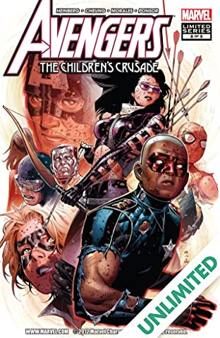 Avengers: The Children's Crusade #8 (of 9)