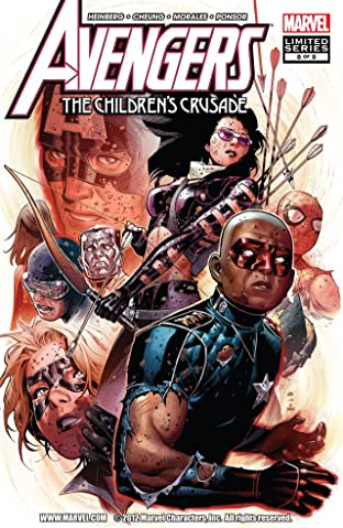 Avengers: The Children's Crusade No.8 (sur 9)
