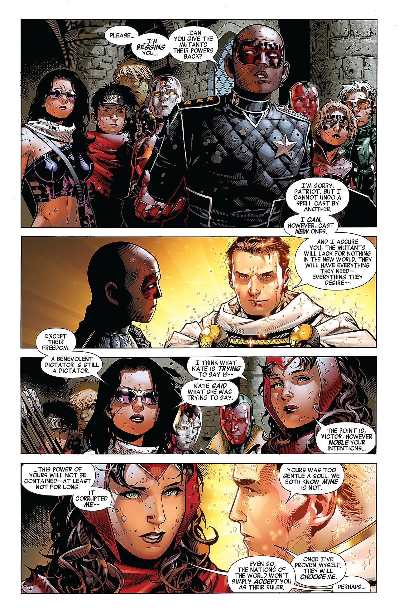 Avengers: The Children's Crusade #8 (of 9)