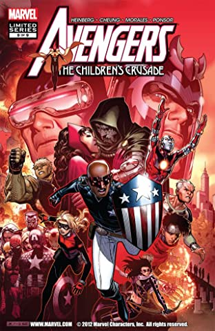 Avengers: The Children's Crusade No.9 (sur 9)