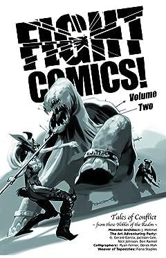 Fight Comics Volume 2