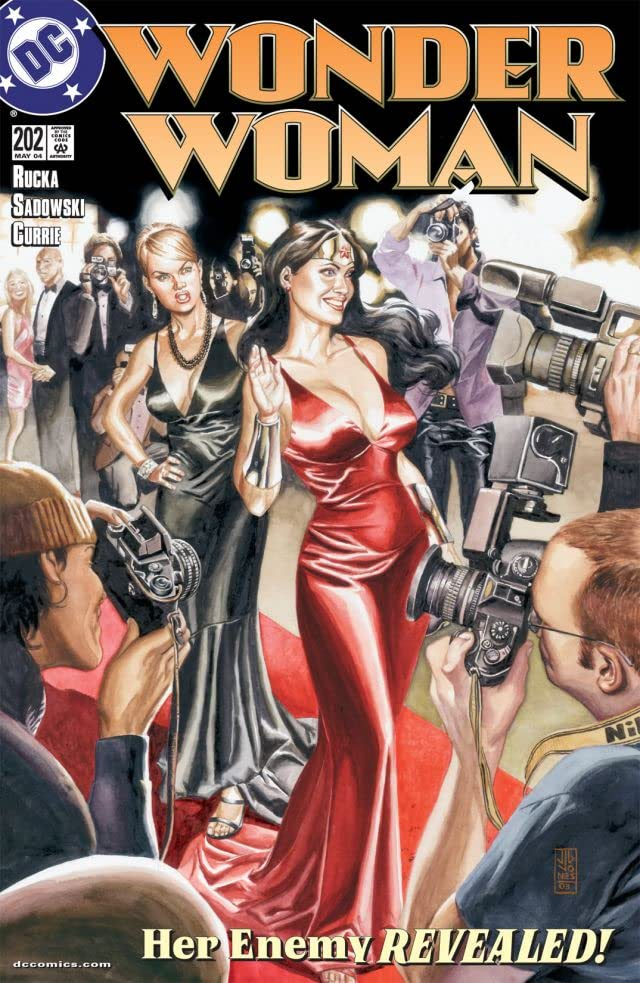 Wonder Woman (1987-2006) #202