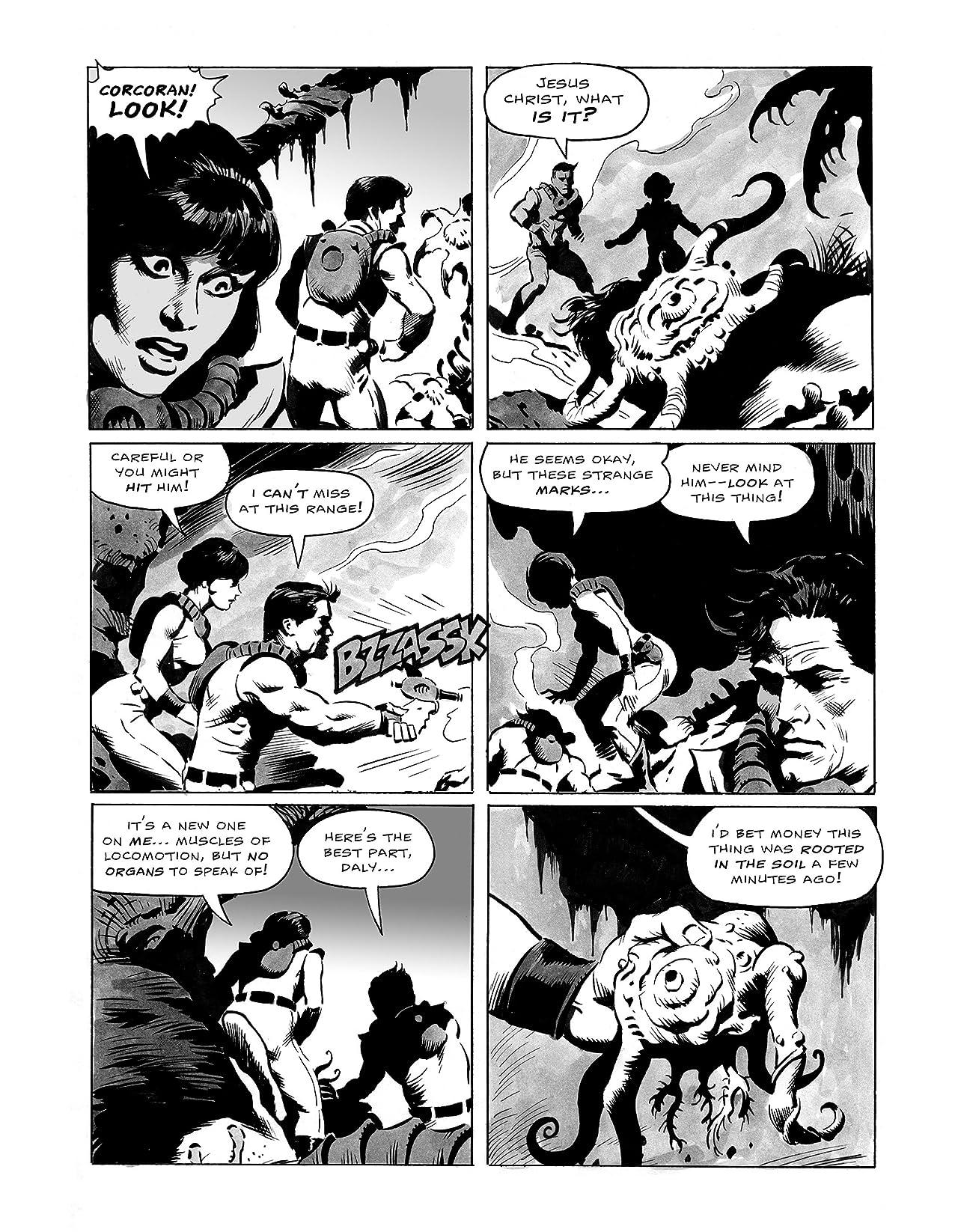 Bloke's Terrible Tomb Of Terror #10