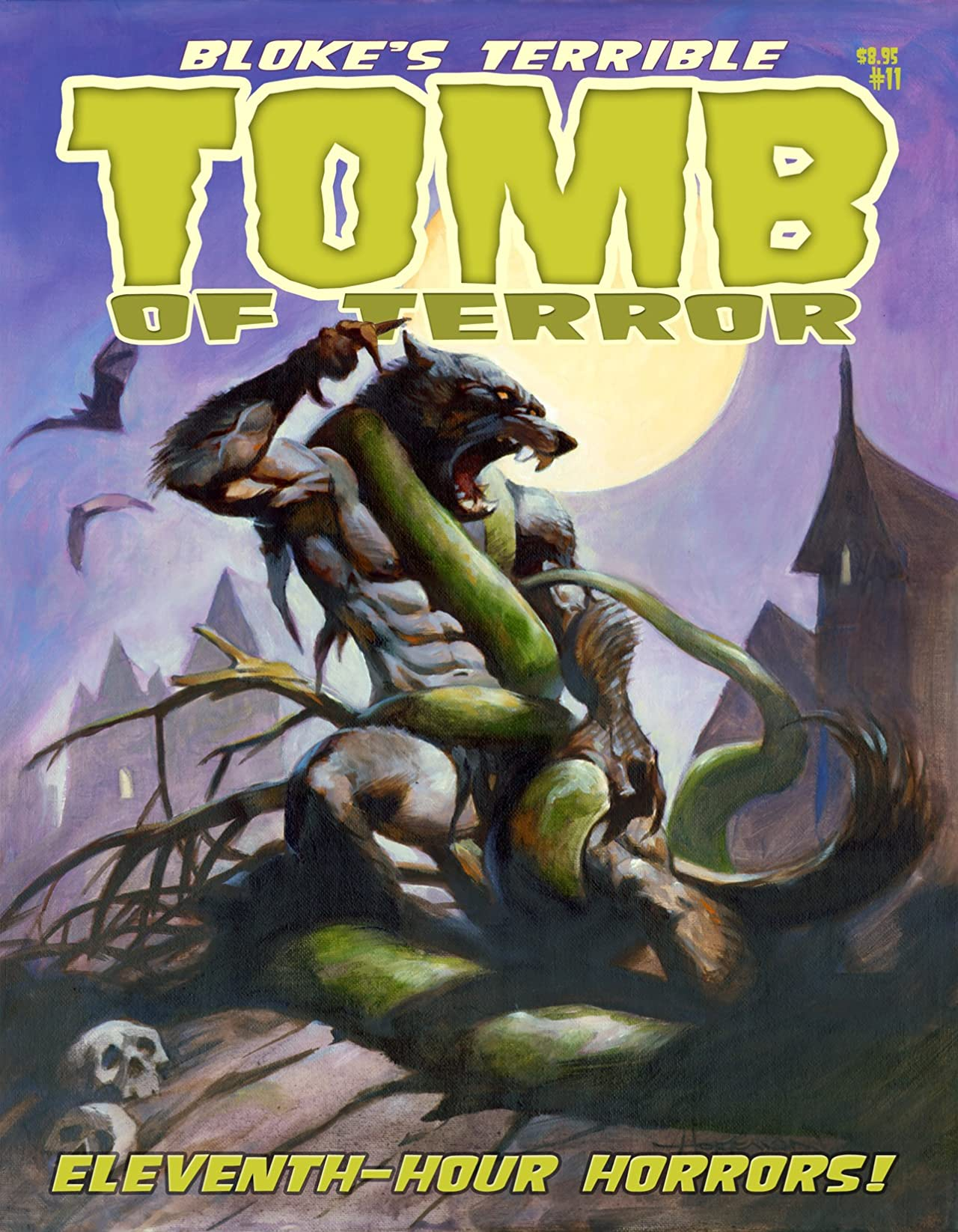 Bloke's Terrible Tomb Of Terror #11