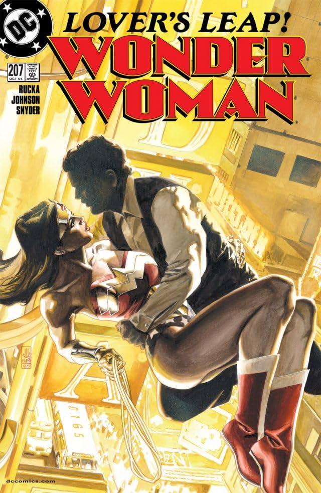 Wonder Woman (1987-2006) #207