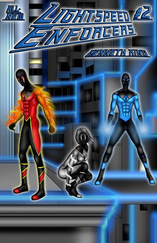 Lightspeed Enforcers #2