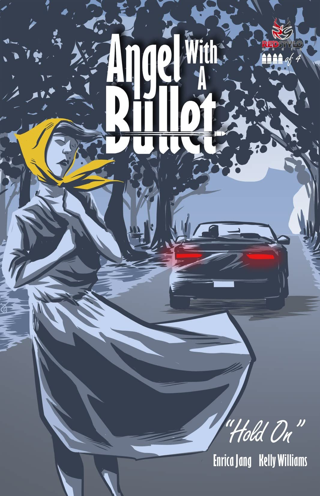 Angel With A Bullet #4