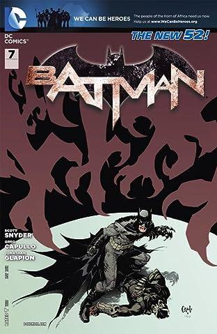 Batman (2011-) #7