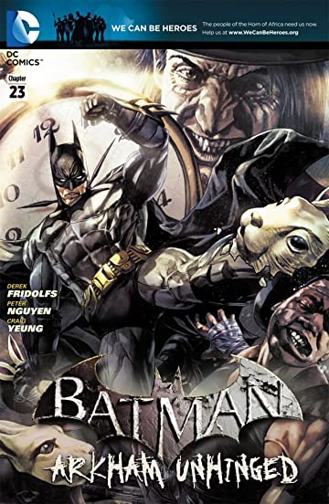 Batman: Arkham Unhinged #23