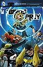 Birds of Prey (2011-2014) #7