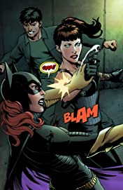 Birds of Prey (2011-2014) #7