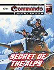 Commando #4806: Secret Of The Alps