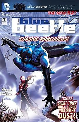 Blue Beetle (2011-2013) #7
