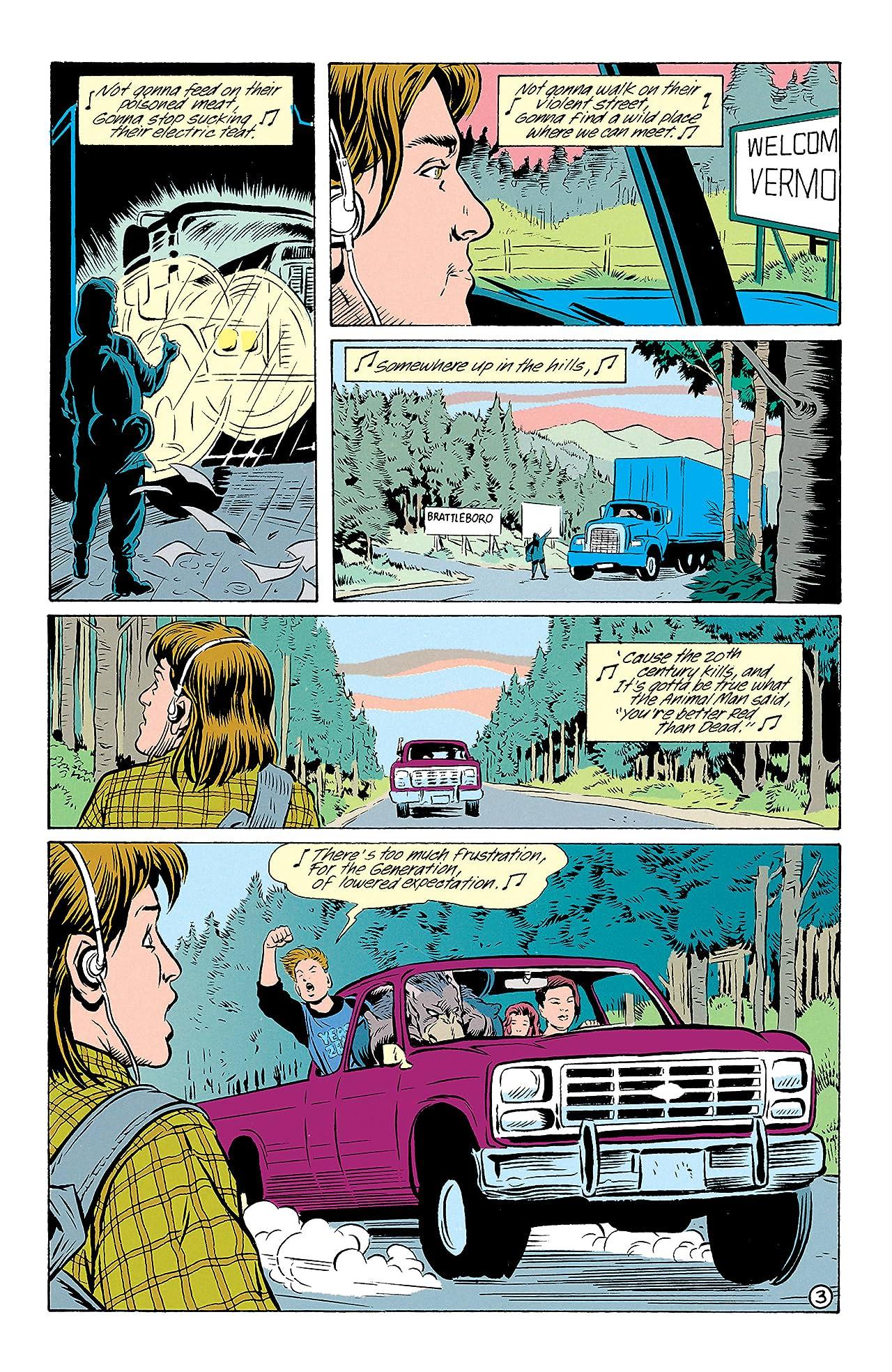 Animal Man (1988-1995) #74