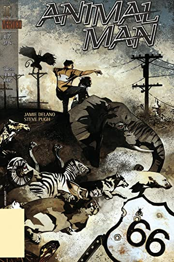 Animal Man (1988-1995) #75