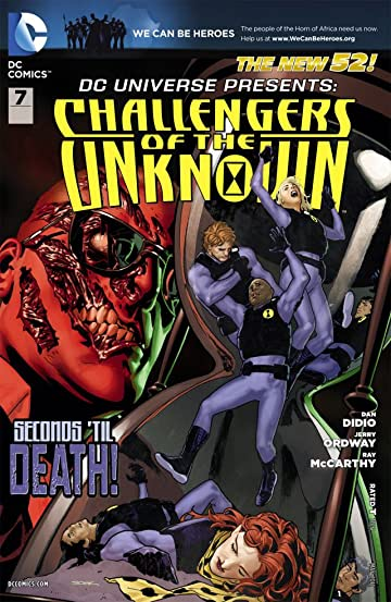 DC Universe Presents (2011-2013) #7