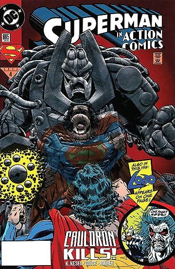 Action Comics (1938-2011) #695