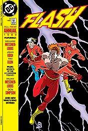 The Flash (1987-2009): Annual #3