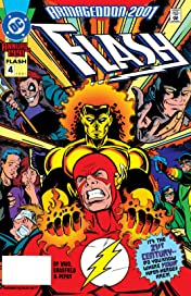 The Flash (1987-2009): Annual #4