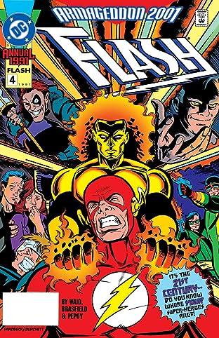 The Flash (1987-2009): Annual #4