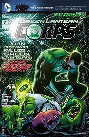 Green Lantern Corps (2011-2015) #7