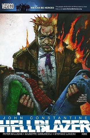 Hellblazer #289