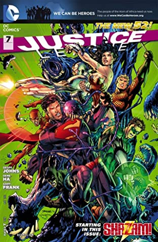 Justice League (2011-2016) No.7