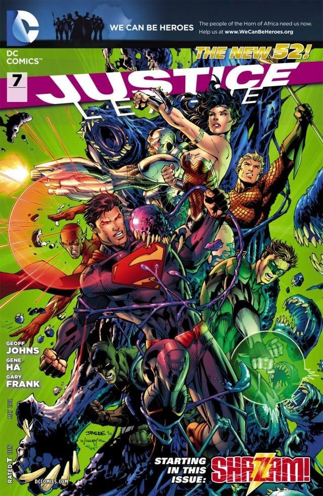 Justice League (2011-) #7