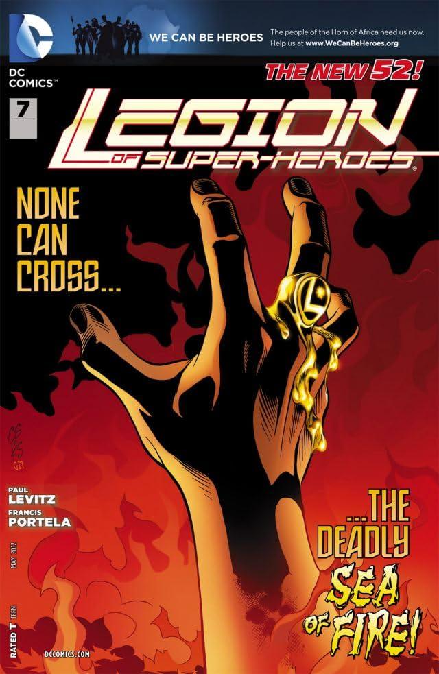 Legion of Super-Heroes (2011-2013) #7