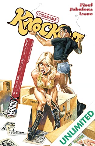 Codename: Knockout (2001-2003) #23