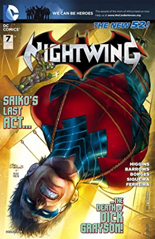 Nightwing (2011-2014) No.7