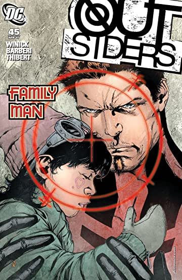 Outsiders (2003-2007) #45
