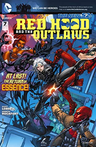 Red Hood and the Outlaws (2011-2015) No.7