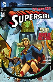 Supergirl (2011-2015) #7