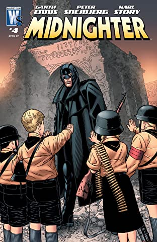 Midnighter (2006-2008) #4