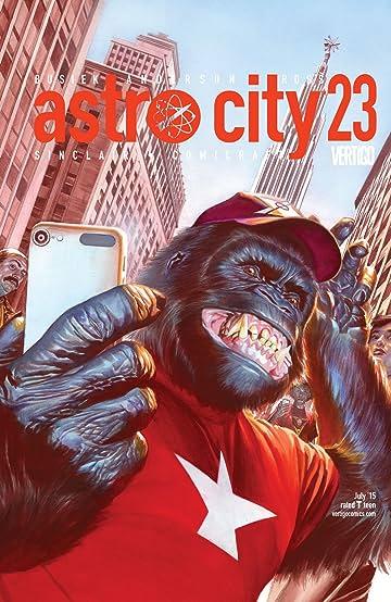 Astro City (2013-) #23