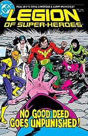 Legion of Super-Heroes (1984-1989) #19