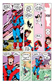 Legion of Super-Heroes (1984-1989) #19