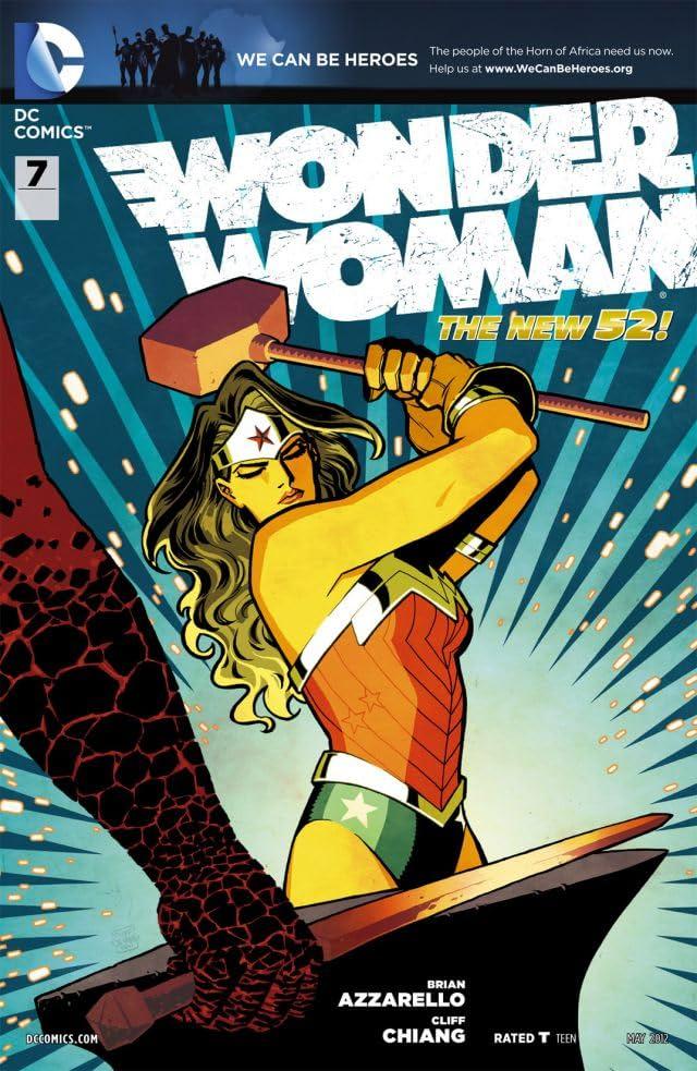 Wonder Woman (2011-2016) #7